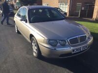 Rover 75 1.8 SE Classic Automatic Full Service History