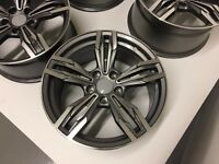 "18"" 19"" ALLOYS WHEELS FIT ALL 5X120 BMW SERIES 1 2 3 4 5 6 7 M3 M4 M5 M6 1M F10 F12 F30 F32 F20 F21"