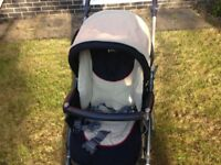 Mamas and Papas Push Chair- Free Styler in very good condition, Also Mamas and Papas Car seat