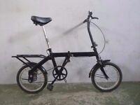 Folding bike 2685A