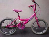 18 inch bicycle (children's bike)