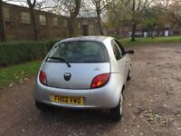 FORD KA 1.3 COLLECTION 02 REG MOT JULY 10TH 2018 POWER STEERING CLUTCH SLIPS RUNS AND DRIVES