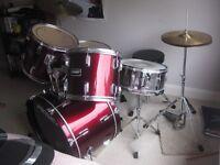 Peavey Drum Kit - ideal starter kit