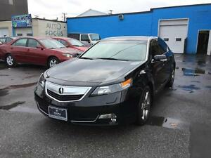 Acura TL 2014-AWD-TECH PACK-NAVIGATION-CAMERA