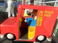 Wanted: Postman Pat Ride