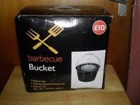 BARBECUE BUCKET BRAND NEW IN BOX £8 EACH