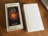 SIM FREE iPhone 6 Silver/white 16GB
