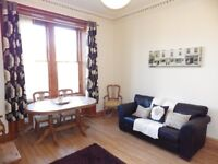 2 bedroom fully furnished third floor flat to rent on Caledonian Road, Dalry, Edinburgh