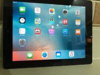 iPad 2 16gb WiFi in black, very good condition