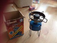Gas burner stove camping