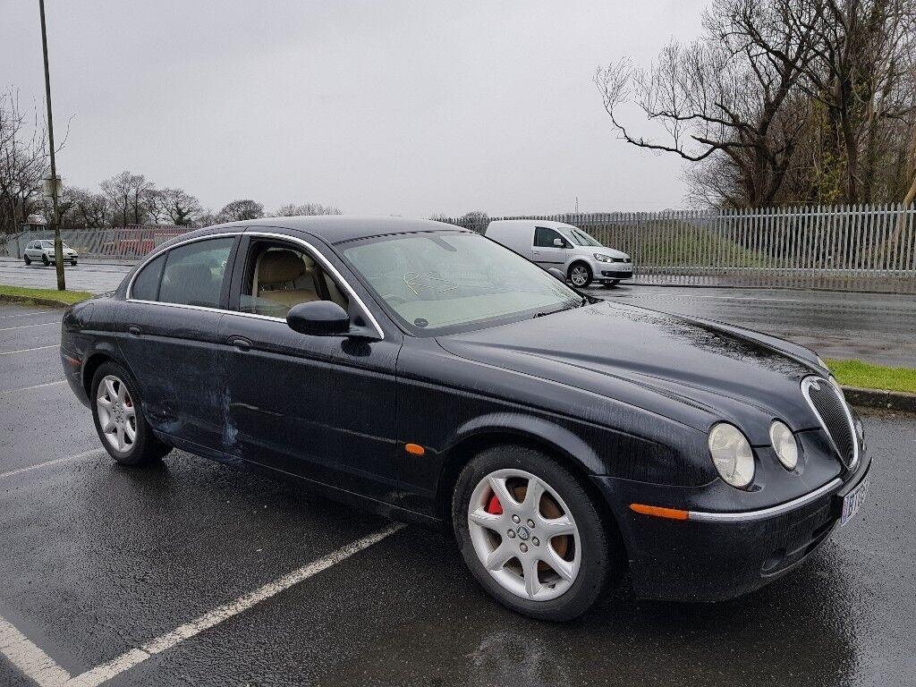 2005 (05) Jaguar S-TYPE 2.5 V6 Auto SE | in Swansea | Gumtree