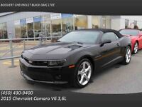 2015 Chevrolet Camaro 2LT RS/SIEGES CHAUFFANTS/CAMERA ARRIERE