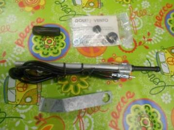 Antenne Vw Golf 3 en Vento