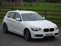 2015 BMW 116i SPORT 5 DOOR **ONLY 6909 MILES**