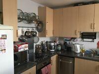 Two bedroom flat for swap in West Wick, Weston-Super-Mare.