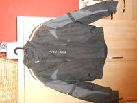 Motorcycle jacket medium