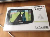 TomTom Start 50 Brand New GPS Navigation