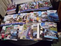 Triumph Stag owners club magazines 78 in total