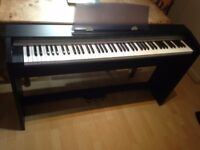 Casio PX730 Digital Piano 88 note Fully Weighted Piano