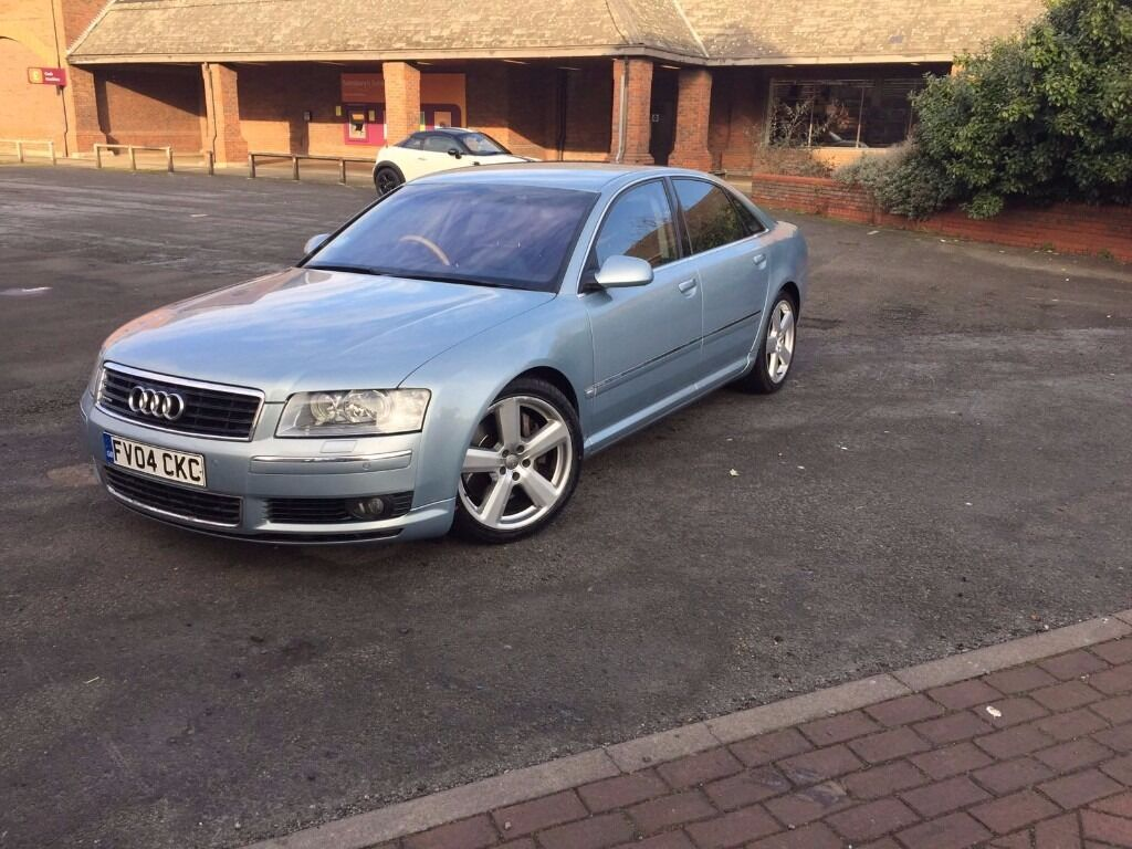 audi a8 4 0 tdi quattro v8 twin turbo diesel in grimsby lincolnshire gumtree. Black Bedroom Furniture Sets. Home Design Ideas