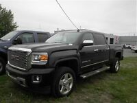 2015 GMC SIERRA 2500HD Navigation | Leather | Heated/Cooled Seat