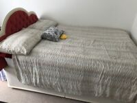 Firm Double Mattress + Base
