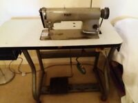 Industrail sewing machine