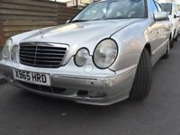 Mercedes Benz 320 Silver Automatic 7 seater excellent engine smooth gearbox