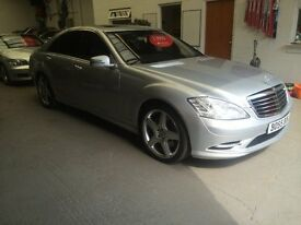 2006 MERCEDES S550 AMG (S63 UPGRADE)