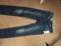 Ladies skinny jeans new with tags