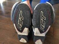 RST TracTech Evo Motorbike Boots
