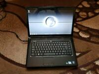 Dell Intel dual core 3gb ram 320gb hhd webcam laptop excellent condition