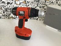 Black and decker electric hand drill