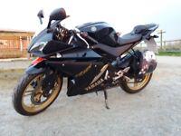 Yamaha yzf r125 2011 bargin