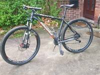 Whyte 529 29er Mountain bike
