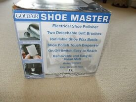 Goldair Shoe Polisher
