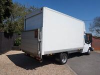 FULLY INSURED LANCASHIRE REMOVALS. MAN & VAN HIRE; BLACKBURN, RISHTON, ACCRINGTON & DARWEN.