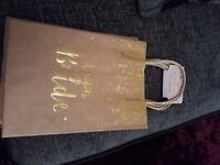 Hen party/wedding gift bags