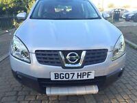 Nissan Qashqai full panoramic sunroof £3299