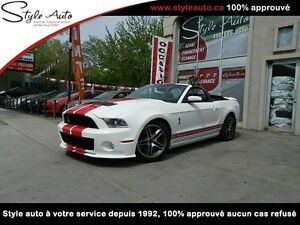 2010 Ford Mustang Shelby GT500 COBRA