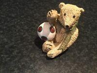 Harrods resin bear
