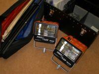 Studio Powerflash 2 Heads Complete Kit