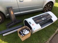 Hp designjet t 1120 printer plotter rrp £1200