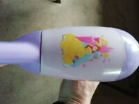 Girls Princess hairdryer