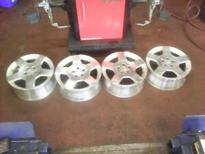 Chevrolet Cobalt SS Rims, Pontiac G5, Pursuit, Chrome, 17""