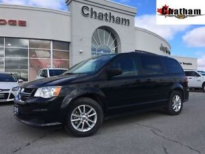 2016 Dodge Grand Caravan SXT PLUS/2 nd ROW OVERHEAD DVD/$75 WKLY