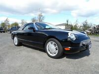 2002 Ford Thunderbird *LOW KM, MINT CONDITION*