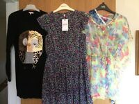 Girls clothing bundle- Age 12/13 - (12 items/4 brand new)