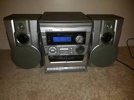 Radio+3cd player