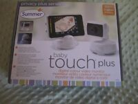 Summer Infant Monitor with 2 cameras PRICE REDUCED